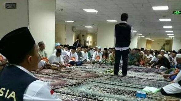 Besok, Jemaah Haji Rembang Bergerak ke Arafah