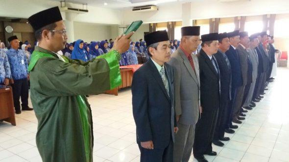 Bupati Rotasi Pejabat, Kepala Bappeda Jadi Staf Ahli