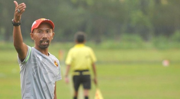 Uston Tak Dampingi PSIR pada Lawatan Aceh