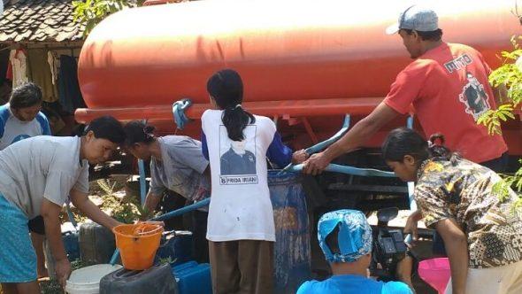 98 Desa Rawan Kekeringan di Rembang