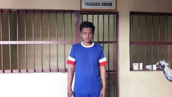 Diduga Lakukan Penganiayaan, Pemuda Ini Diamankan Polisi
