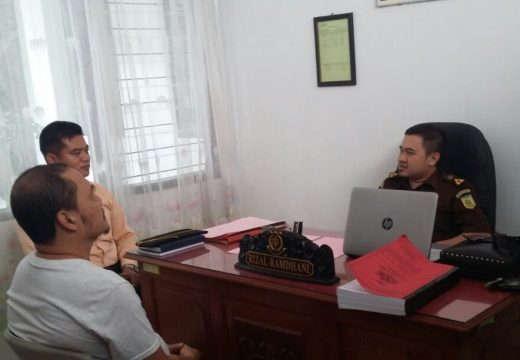 Polisi Limpahkan Sukoco ke Kejaksaan Negeri Rembang