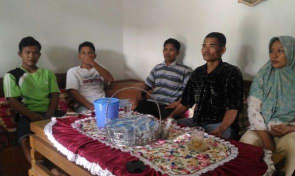 Tiba di Rembang, Eks Sandera belum Berpikir Balik Kerja