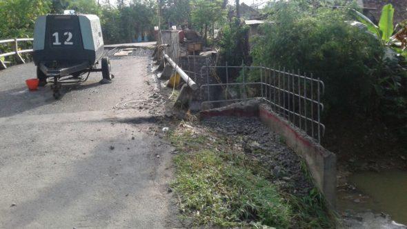 Tak Disediai Akses Darurat, Pembangunan Jembatan Dikeluhkan