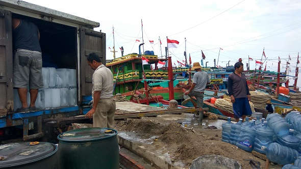 Nelayan Rembang masih Enggan Meninggalkan Cantrang