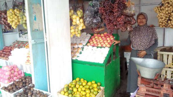 Diserbu Impor, Buah Lokal Kalah Bersaing