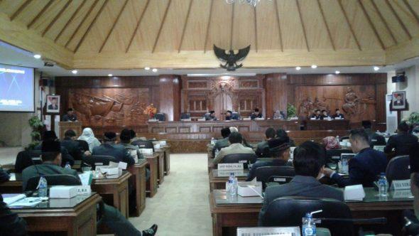 APBD Rembang 2018 Defisit Rp92 miliar