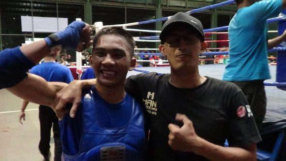 Rembang Loloskan Lima Atlet Muaythai di Porprov Jawa Tengah