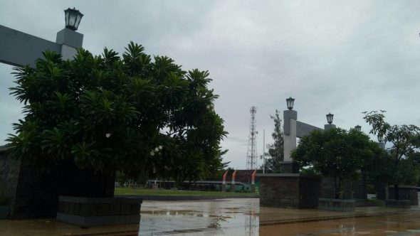 Beracun, Bintaro Alun-alun Disarankan Dicabut