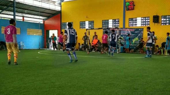 Jaga Soliditas, Ansor Bikin Turnamen Futsal Hanies Cup