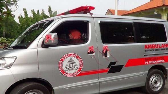 Warga Perbukitan Gunem Kini Disediai Ambulans