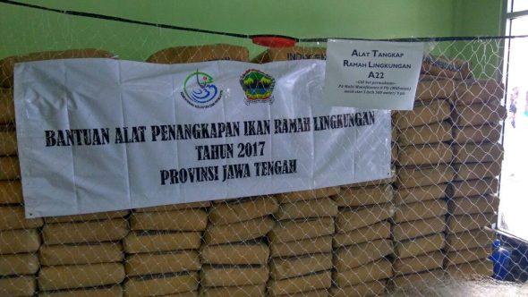 Nelayan Rembang Tolak Bantuan Gillnet dari Pemerintah