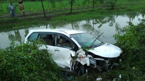 Kecelakaan, Satu Calon Perangkat Desa Rendeng Gagal Tes