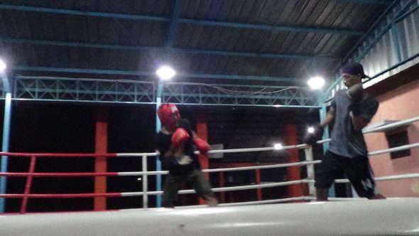 Rembang Kirimkan Lima Atlet Muaythai di Kualifikasi Porprov
