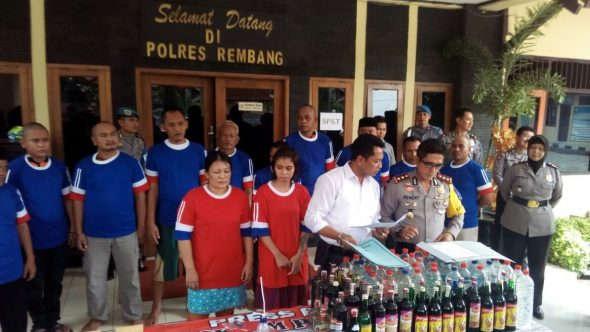 Polisi Beber Hasil Operasi mulai Narkoba hingga Judi