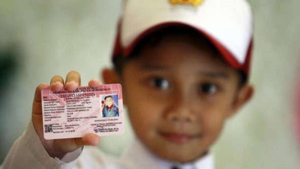 Rembang belum Lakukan Pencetakan Kartu Identitas Anak