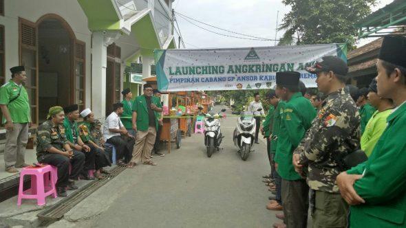 Ansor Rembang Luncurkan Angkringan di Tiap Kecamatan