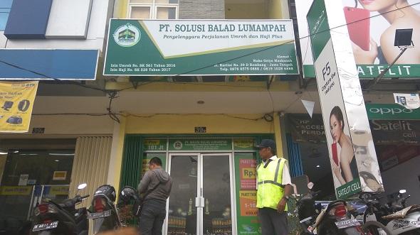 Kantor Cabang SBL di Rembang masih Beroperasi