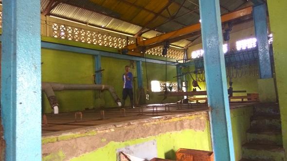Cantrang Disetop, Perusahaan Es Balok di Rembang Terancam Kolaps