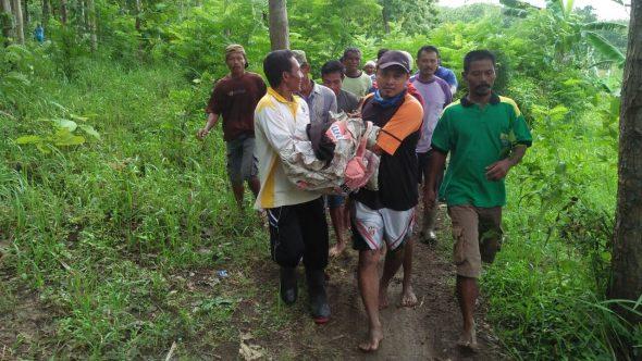 Diduga Serangan Jantung, Petani Meninggal di Hutan