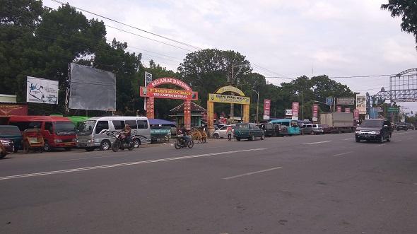 Taman Rekreasi Pantai Kartini Rembang Kian Terpuruk