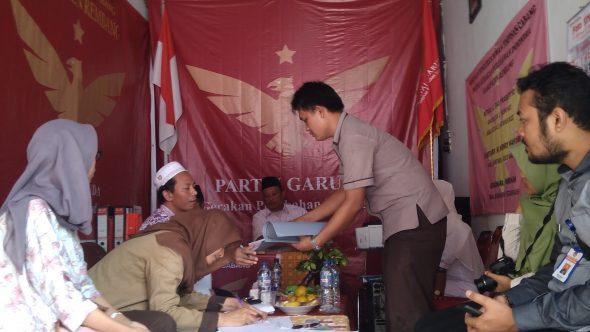 Hasil Verifikasi Keanggotaan Partai Garuda dan Berkarya Mengarah ke Perbaikan