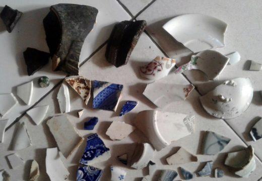 Benda Kuno Peninggalan Sejarah Kembali Ditemukan di Masjid Lasem