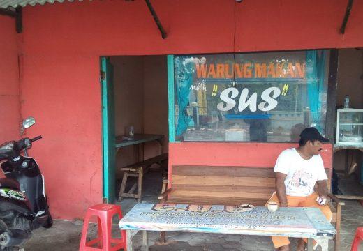 Mandor Proyek Pembangunan Gedung KPU Tinggalkan Hutang di Warung