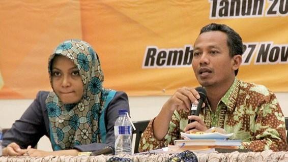 KPU Rembang Tegaskan Teliti Dalam Verifikasi Caleg