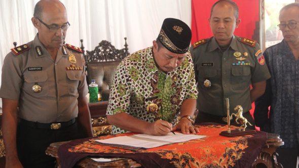 Tertinggal, 68 Desa di Rembang dapat Kenaikan Dana Desa