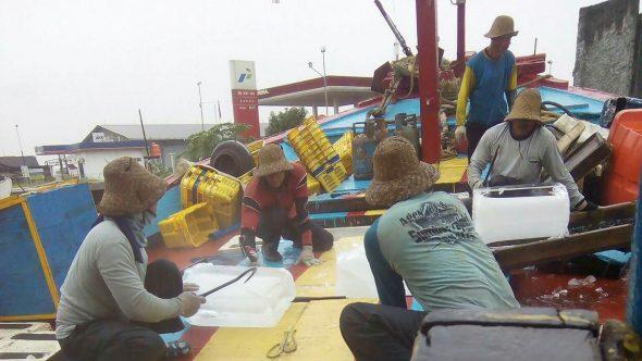 Melaut Lagi, Nelayan Cantrang Wajib Bikin Komitmen