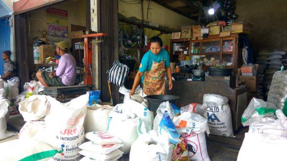 Panen, Harga Beras mulai Turun Tipis di Rembang