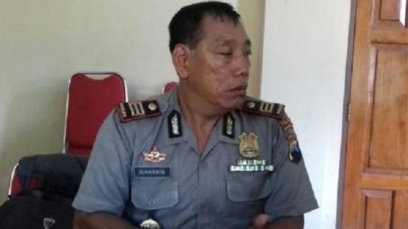 Polisi Sluke Buru Pelaku Penusukan Bermotif Cemburu