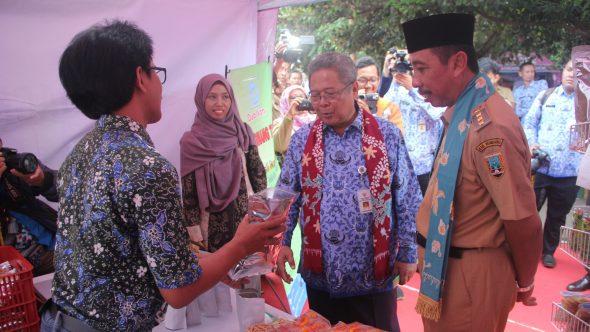 Aneka Produk UMKM Ramaikan Musrenbangwil di Rembang