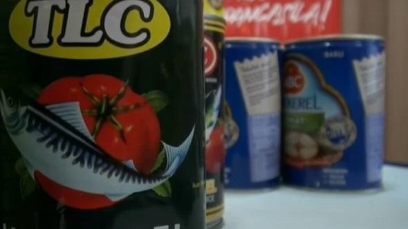 Dinkes: Produk Ikan Makarel Kaleng Ditarik dari Peredaran