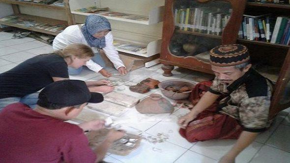 Dugaan Ada Hunian Kuno di Areal Masjid Lasem Menguat