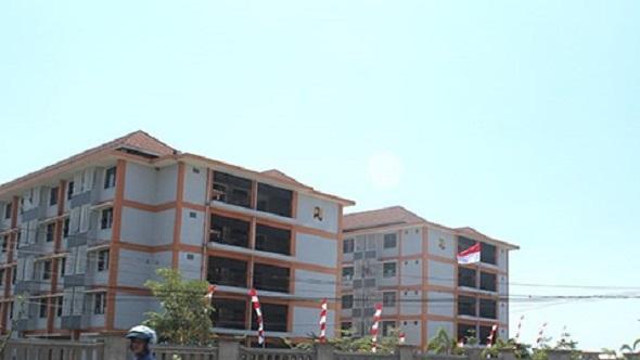 Wacana Pembangunan Rusunawa Rembang Masih Dikaji