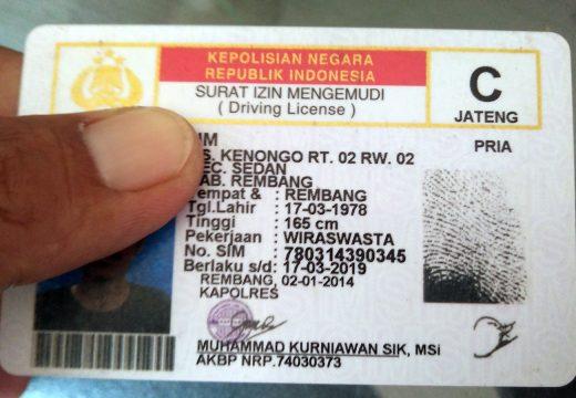 Permudah Pembuatan SIM Lewat Pihak ketiga, Polisi Membantah