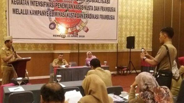 Tiga Persen dari Kasus Kusta Jateng Ditemukan di Rembang