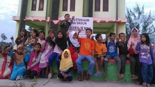 Baru 63 Desa Miliki Perpusdes di Rembang