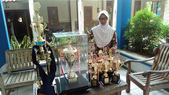 Marching Band TK Al Furqon Sabet Juara Umum Piala Presiden