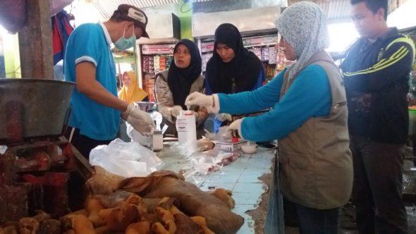 Operasi di Pasar, Petugas Tak Dapati Daging Berpengawet