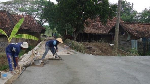 Terganjal SPj, Tujuh Desa Belum Cairkan Dana Desa