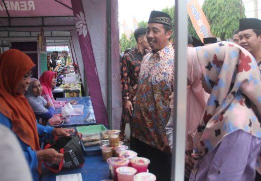 Baru Dibuka, Gelaran Kampung Ramadan Diminta Diperpanjang