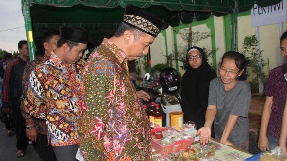Kampung Ramadan kembali Digelar, Peserta masih Dibatasi