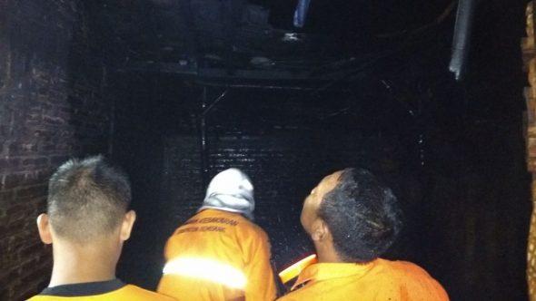 Semalam, Dua Peristiwa Kebakaran Terjadi di Rembang