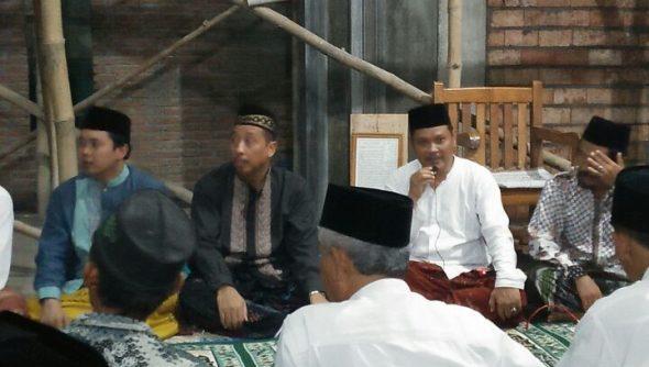Safari Ramadan, Pemkab Bantu Masjid Meteseh Rp150 Juta