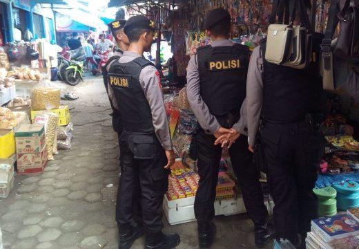 Redam Teror dan Kejahatan, Polisi Kencangkan Patroli