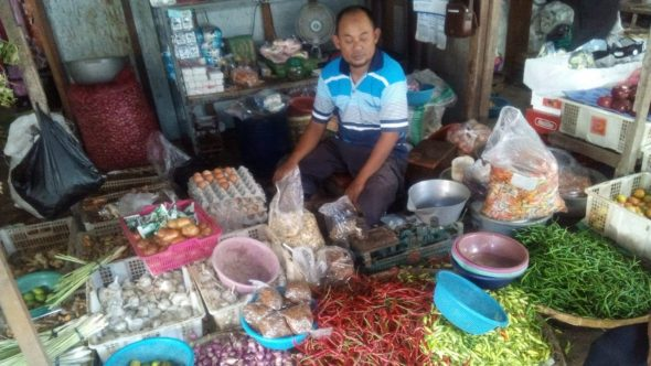 Pekan Pertama Ramadan, Harga Sembako di Rembang Terkendali