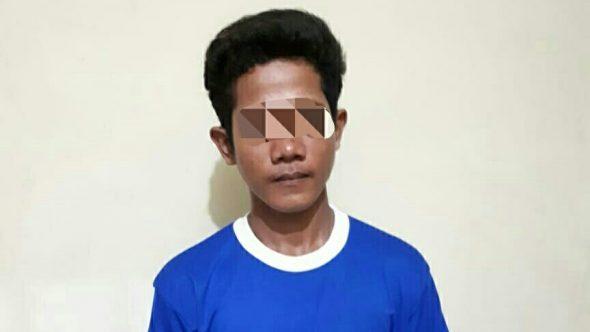 Polisi Bekuk Pelaku Penganiayaan di Warung Kopi